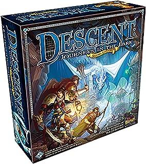 Fantasy Flight Games Descent Journeys In The Dark 2 Edition Board Games - 14 Years above