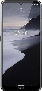 هاتف نوكيا 2.4 ثنائي شرائح الاتصال - 32 جيجابايت، ذاكرة رام 2 جيجابايت ، شبكة ال تي اي الجيل الرابع لون رمادي