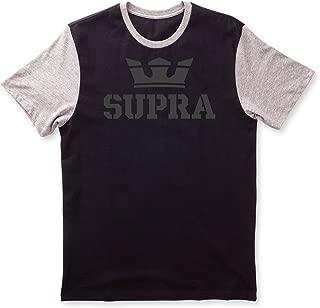 Supra Men's Above Premium Pocket Short-Sleeve Shirts