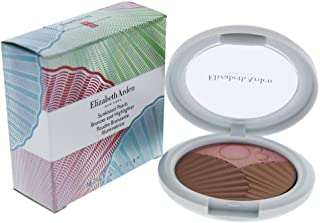 Sunkissed Pearls Bronzer and Highlighter by Elizabeth Arden Deep Pearl / 0.32 oz. 9g