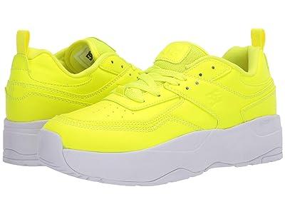 DC E.Tribeka Platform (Yellow) Women