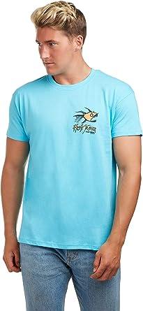 Hot Tuna Men's Retro Piranha T-Shirt