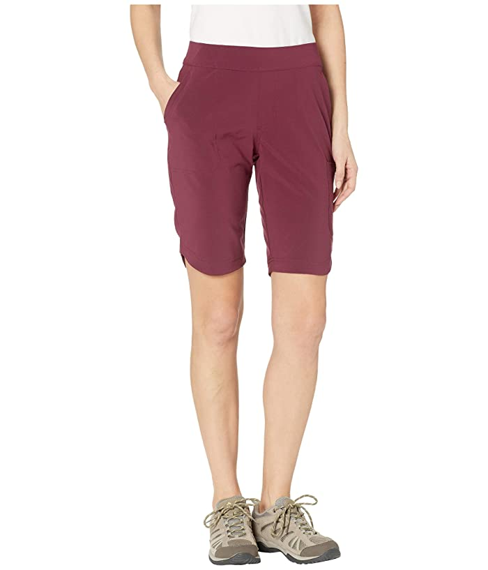 Columbia Place To Placetm Long Shorts (Deep Madeira) Women