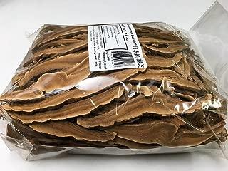 Premium Dried Japan Red Reishi Mushroom Slices - 16 oz. (1 lb.)