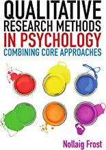 Best qualitative research in psychology book Reviews