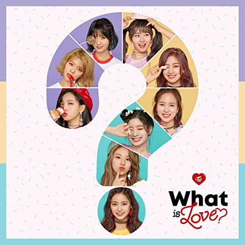 What is Love? by Twice on Amazon Music - Amazon com