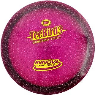 Innova Metal Flake Champion Teebird3 Fairway Driver Golf Disc [Colors May Vary]