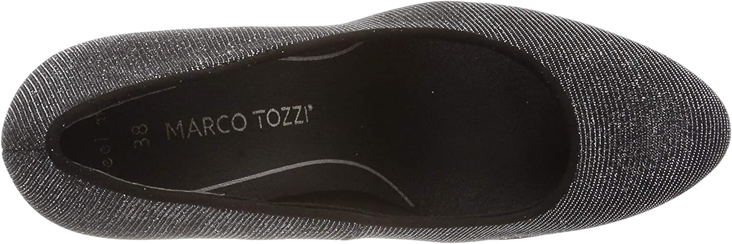 MARCO TOZZI 2-2-22450-32 Escarpins /à Plateforme Femme