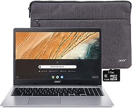 "2021 Acer Chromebook 315 Laptop Computer 15.6"" HD Display Intel Celeron N4000 Processor(Up to 2.6GHz) 4GB RAM 32GB eMMC Webcam BT USB Type C Chrome OS + TiTac MicroSD Card"