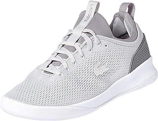 Lacoste Lt Spirit Sneaker For Men, Light Grey, 12 US