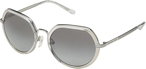 Silver/Light Grey Gradient