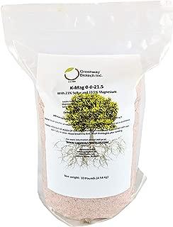 Sul-Po-Mag 0-0-21.5 Sulfate of Potash Magnesia (K-Mag)