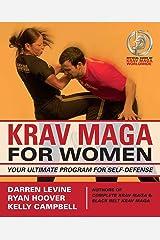 Krav Maga for Women: Your Ultimate Program for Self Defense Kindle Edition