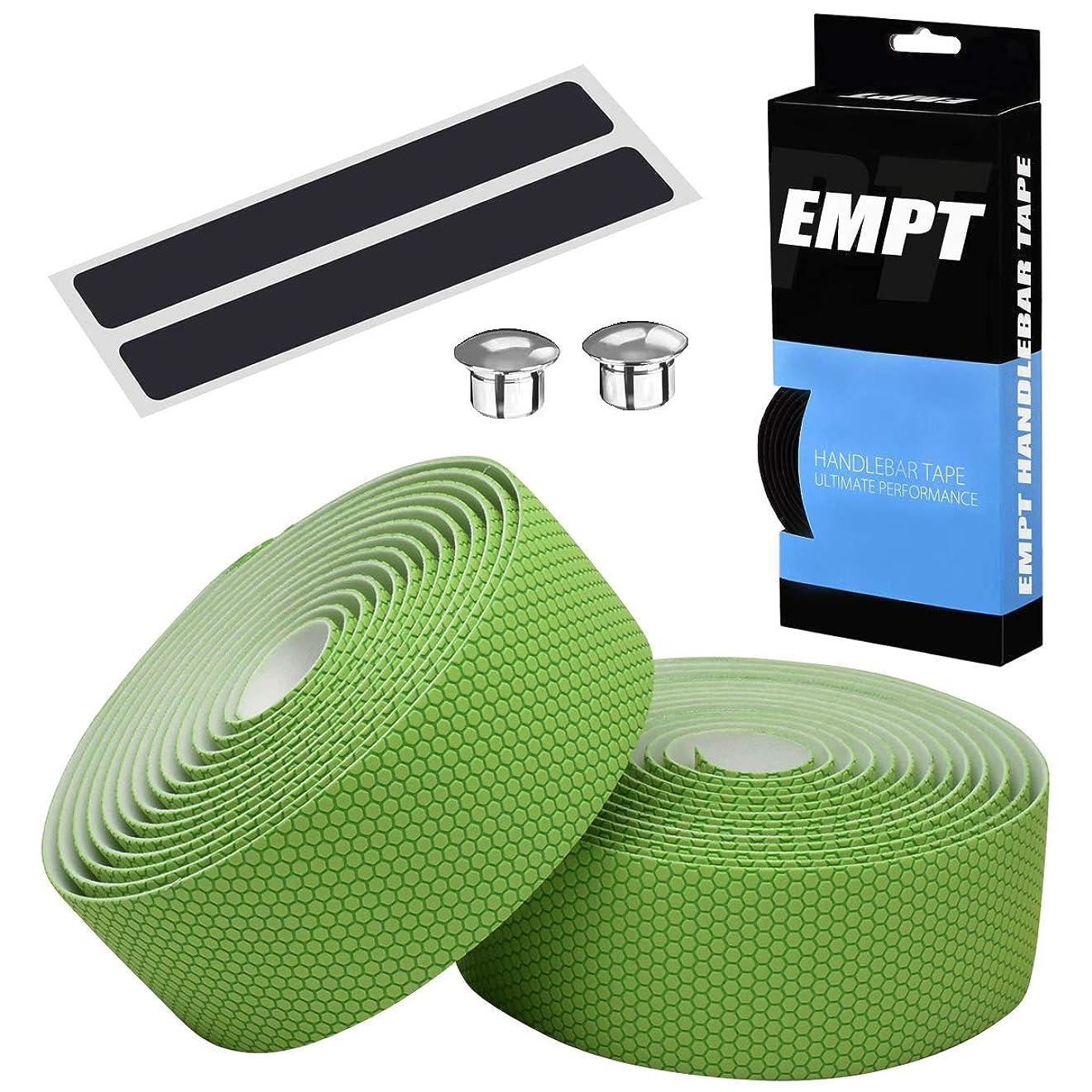 信号弱い博物館EMPT(イーエムピーティー) EVA ロード用 バーテープ ES-JHT020 クッション製に優れたEVA製バーテープ ロード ピスト ドロップハンドルバーテープ ※エンドキャップ、エンドテープ付属