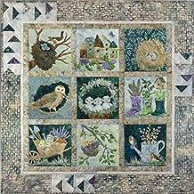 McKenna Ryan~Birds Nesting~Pre-Cut Laser Applique Kit w/Fabric~36 1/2 x 36 1/2