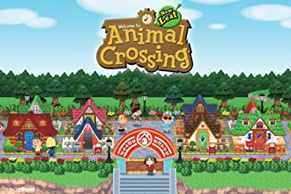 animal crossing new leaf cool towns