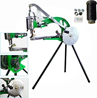 YEQIN Hand Machine Cobbler Shoe Repair Machine Manual Shoe Mending Machine Cotton Nylon Line Sewing Machine