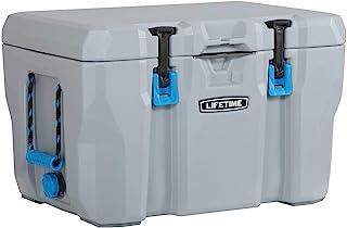 Lifetime 90820 55 Quart High Performance Cooler, Grey