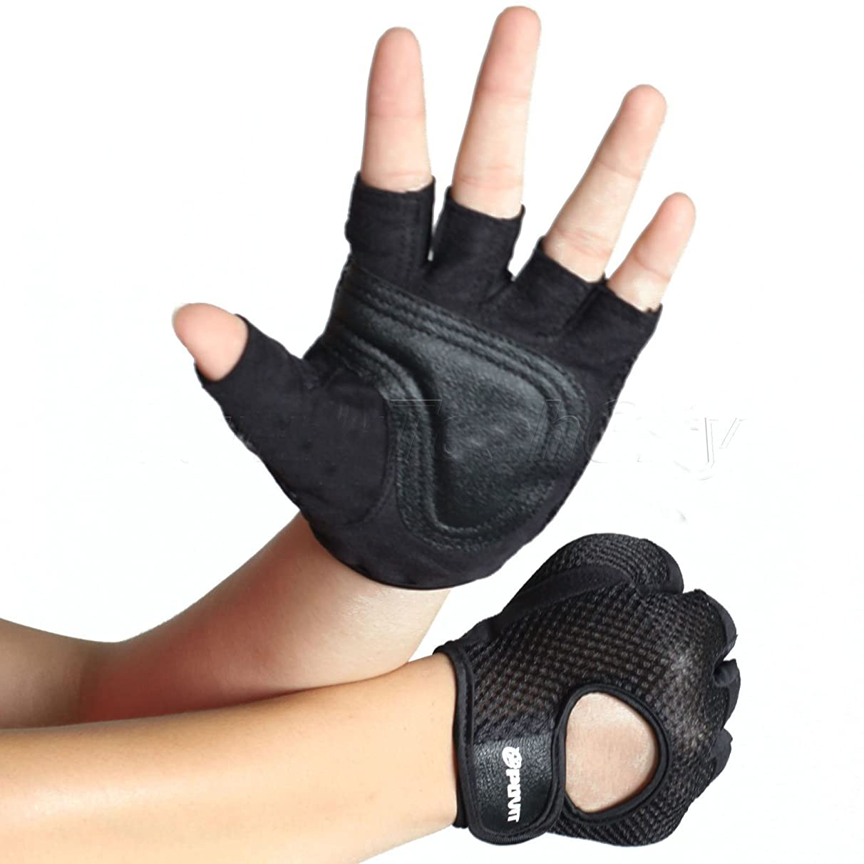 Weight gloves Gym Body Building Training Fitness Gloves Sports Weight Lifting Workout Exercise weight lifting gym gloves