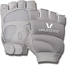 Valeo 1 lb Each Weighted Power Gloves Weighted Women's Fitness Gloves, Kickboxing, Cardio, Workout - One Pair