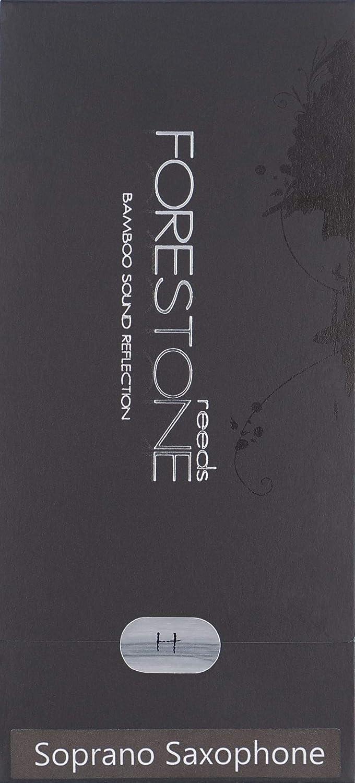 Nashville-Davidson Mall Forestone - FSS045 Soprano Brown F4.5 Reed Saxophone New item