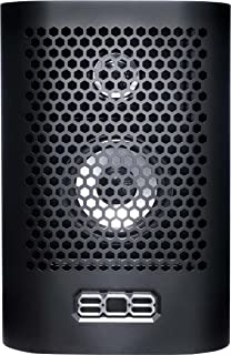 808 Audio SP901BKP HEX TL Rechargeable Portable Speaker with Bluetooth Black