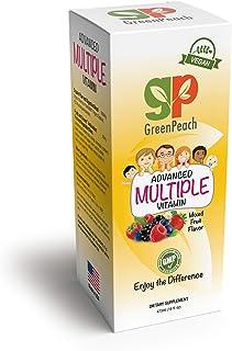 Sponsored Ad - GreenPeach Advanced Multivitamin for Kids