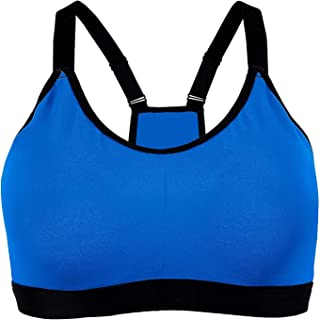 ATTRACO Sports Bra for Women Adjustable Active Push Up Padded Sports Bra