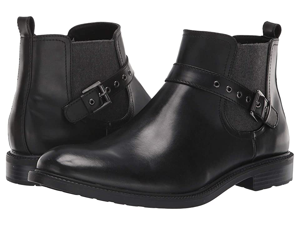 Kenneth Cole Unlisted Roll Boot (Black) Men