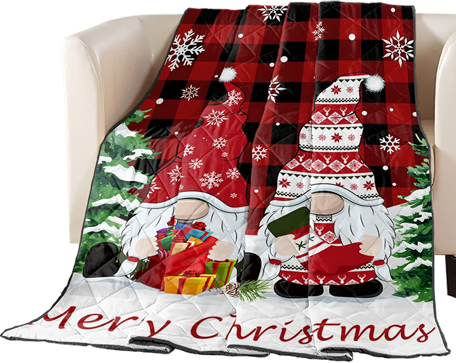 Luck Sky Max 55% OFF Premium Coverlet Diamond Stitched 90x102in Quilted Snow Ranking TOP13