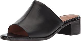 FRYE Cindy Mule womens Heeled Sandal