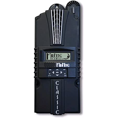 150 Volt MPPT Type Midnite Solar Charge Controller The Kid 30 Amp Black