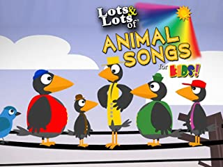 Lots of Animal Songs for Kids