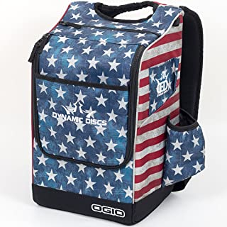 Dynamic Discs Sniper Disc Golf Bag (Star and Stripes)