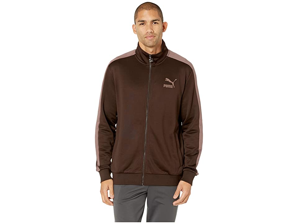PUMA Classics T7 Track Jacket (Mole) Men