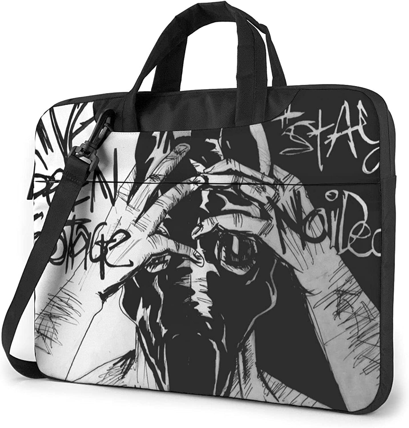Laptop Fashionable Sleeve Case New product type Computer Death Grips Arts Bag