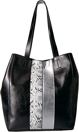 Jovie Panel North/South Handbag
