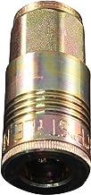 "Milton S-1805 3/8"" FNPT P Style Coupler"