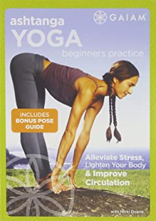 Ashtanga Yoga - An Active Practice, Beginners Workout (2003) [DVD] [Import]