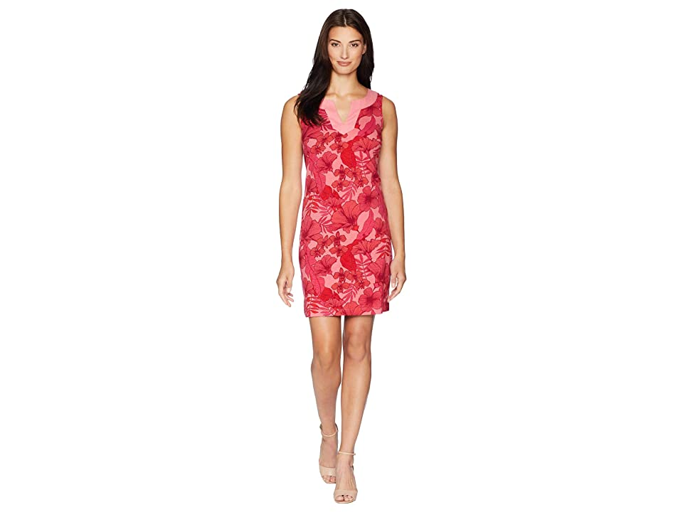 Tommy Bahama Lily Of The Jungle Dress (Pink Confetti) Women