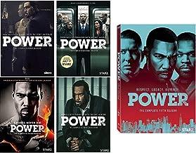 Power The Complete Series Seasons 1-5 DVD