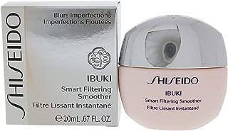 Shiseido Ibuki Smart Filtering Smoother By for Women - 0.67 Oz Serum, 0.67 Oz