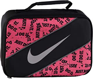 Nike Swoosh Insulated Lunch Box (Racer Pink/Black)