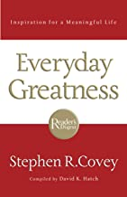 Best everyday greatness inspiration for a meaningful life Reviews