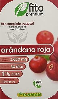Pinisan Fito Premium Arándano Rojo - 30 Cápsulas