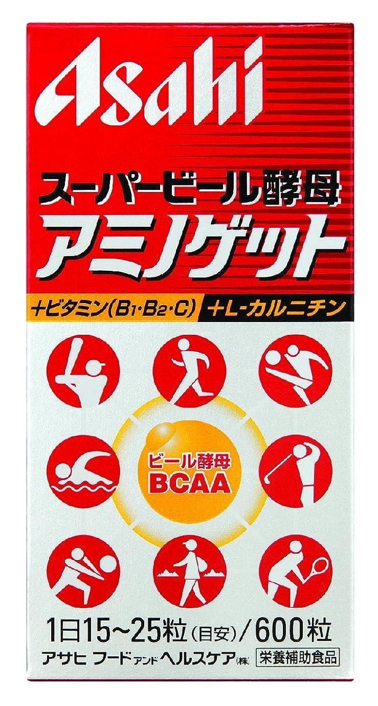 有力者レモンスクラップスーパービール酵母アミノゲット 600粒 (24~40日分)