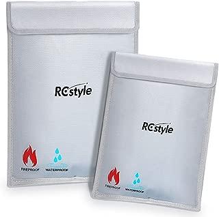 Fireproof Document Bag,15