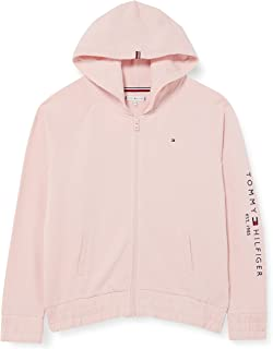 Tommy Hilfiger Essential Zip Through Hoodie Pull-Over Fille