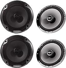 """(2) Pairs Alpine Spe-6000 6.5"""" 2 Way Pair of Car Speakers Totalling 960 Watts Peak / 240 Watts RMS photo"""