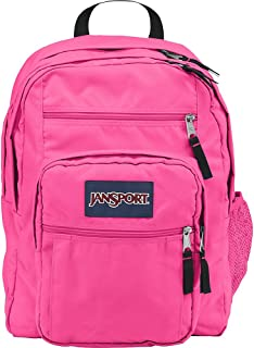 Big Student Day Pack - Fluorescent Pink